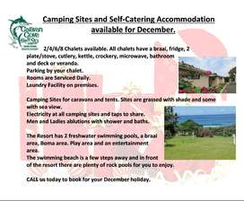Camping Sites and Self-Catering Chalets