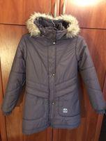 Продам куртку осень-зима на девочку ф. Lenne(Эстония), р.164.