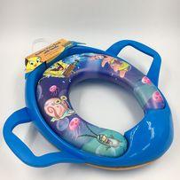 Накладка с подлокотниками на унитаз Disney baby