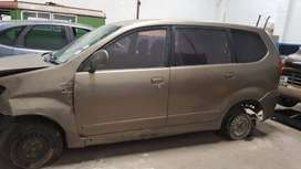Toyota Avanza 1.5 vvti stripping for spares