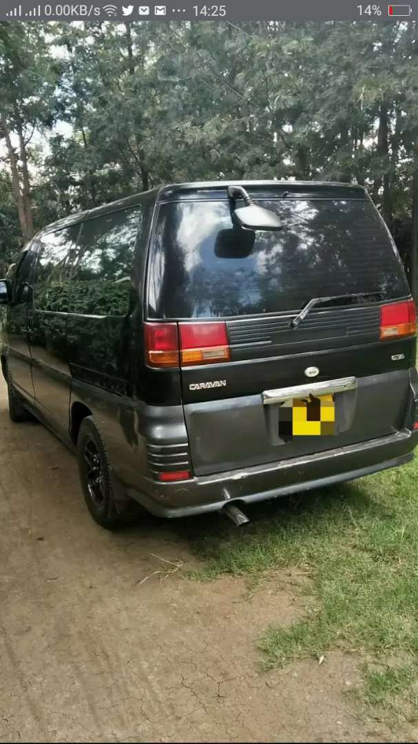 Nissan elgrand, QD32 Diesel Turbo charged seven seater 0