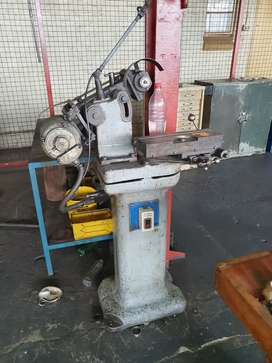 Clarkson tool and cutter grinder