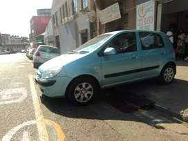Hyundai Getz available now for sale in perfect condition