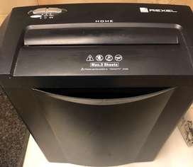 Rexel Home Confetti Cut Shredder