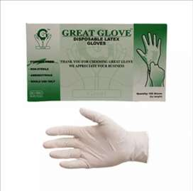 POWDER FREE LATEX AND NITRILE GLOVES FOR SALE