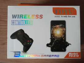 FOYU Wireless Controller for IOS & Android