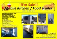 Image of Vending Trailer / Fast Food / Mobile Kitchen For Sale