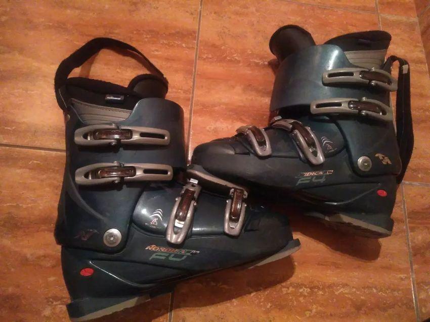 Lyžařské boty Nordica, vel. 43 - 45 0