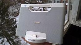 Док-станция SONY RDP-M7iP/якісна потужна колонка соні.