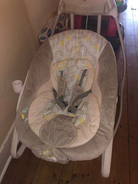 Ingenuity automated baby swing 0