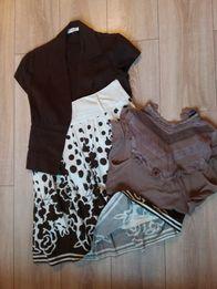 Letni komplet garsonka Orsay gratis bluzka Oasis
