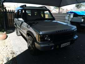 Land Rover Discovery 2. 4.0 V8. 2004