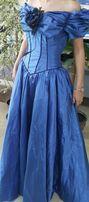 Бальное, вечернее, выпускное или свадебное платье р.М