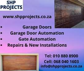 Garage doors and Automation