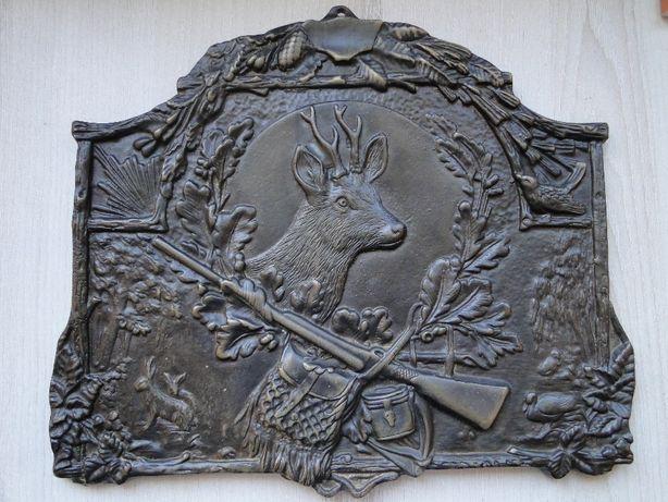 Płaskorzezba głowa kozła Bydgoszcz - image 1