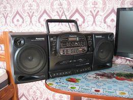 Магнитола Panasonic RX-DT600