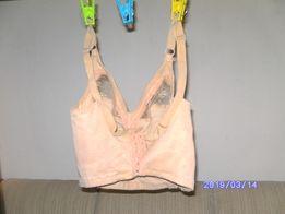 Staniczek ze ściągającym przedł stanem Litle kis 75/34 kolor cielis