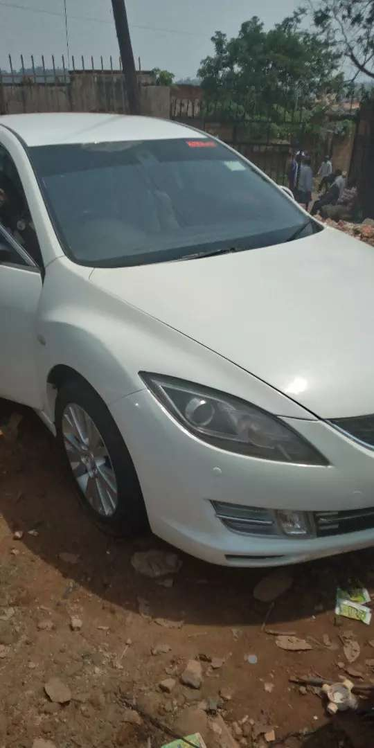 Mazda used car in good condition 0