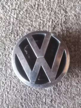 VW grille badge