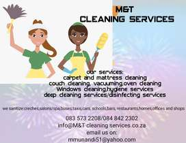 Cleaning services