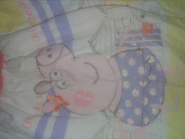 Sukienka suknia peppa86/92/98 sukieneczka swieta wesele urodziny tiul