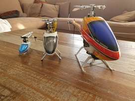 Helicopters to swa swop