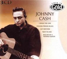 Johnny Cash - This Is Gold (3 disc) FOLIA
