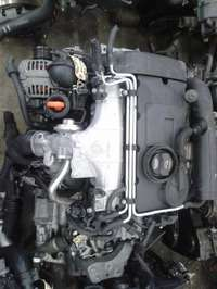 Image of Low mileage golf 5/A3 2.0TDI engine for sale