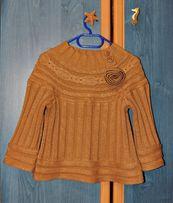 Золотой нарядный пуловер 8-10 лет Crazy 8 (Америка)