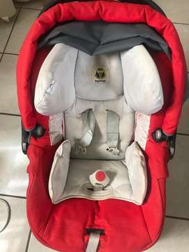 Peg- perego carry chair/ car seat
