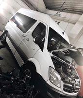 Ремонт Sprinter Диагностика Crafter Mercedes Volkswagen