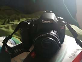 Canon 60d with lenses