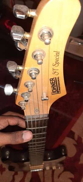 Hohner professional electric guitar