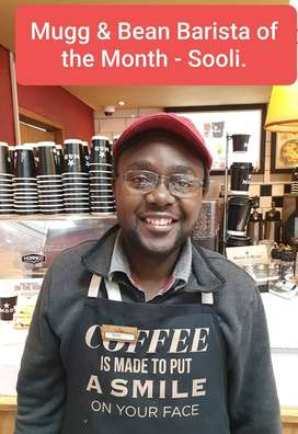 Experienced barista seeking for job opportunity