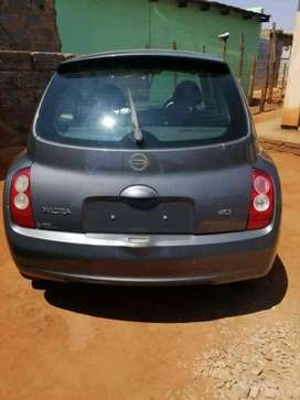 Nissan micra for spares
