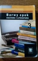 Barwy epok. Kultura i literatura 3 - podręcznik