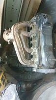 Двигатель Гольф2 бензо помпа коллектор масляный насос