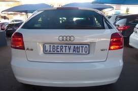 2010 Audi A3 3Dr 1.4T Attraction 100000km Hatch 6 Forward LIBERTY AUTO