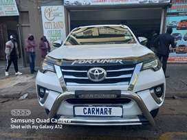 2018 TOYOTA FORTUNER 2.8 GD6 WITH 74000KM