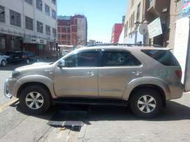 Toyota fortuna 3.0 D4D 2008 for SALE
