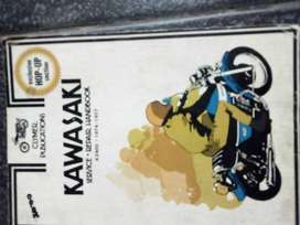 Kawasaki KZ400 Motorcycle 1974 to 1977 WorkshopManual