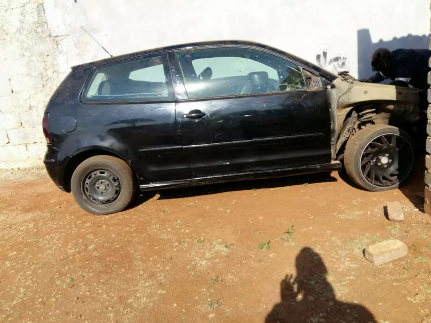 Polo 1.9 Tdi Stripping For Spares