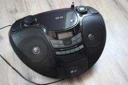 Магнитола c CD (LG LCP54)