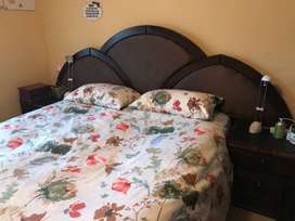 BED AND DRESSING TABLE FOR SALE, PLOOYSBURG, NORTHERN CAPE