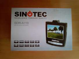 Sinotec Dashboard Digital Recorder SDR-A118. Brand new in a box.