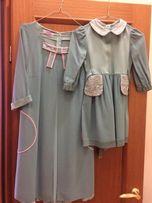 Плаття для мами і доні