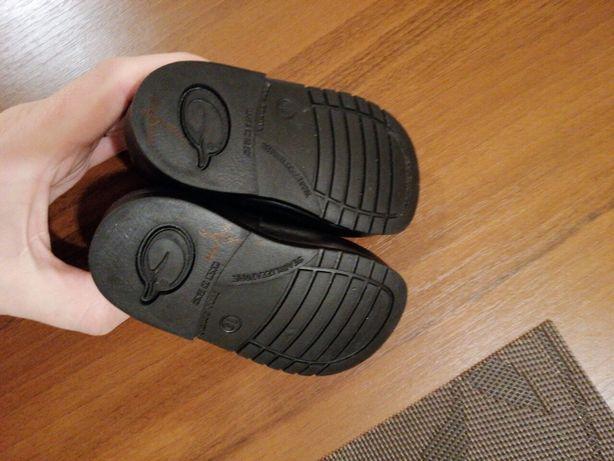 Италия. Фирменные кожаные ботиночки для малыша. 19р. Сумы - изображение 4