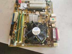 Motherboard cpu and ram combo