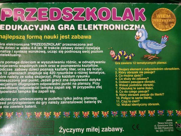 Edukacyjna gra elektroniczna przedszkolak Przeciszów - image 4