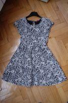 rozkloszowana sukieneczka 146